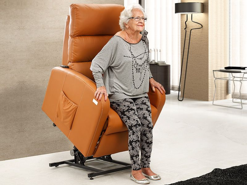 sillón de masaje levanta personas